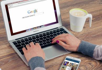 Google Suggest référencement SEO