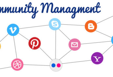 Community management Fidesio agence Web