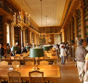 Bibliothèque de L'institut de France
