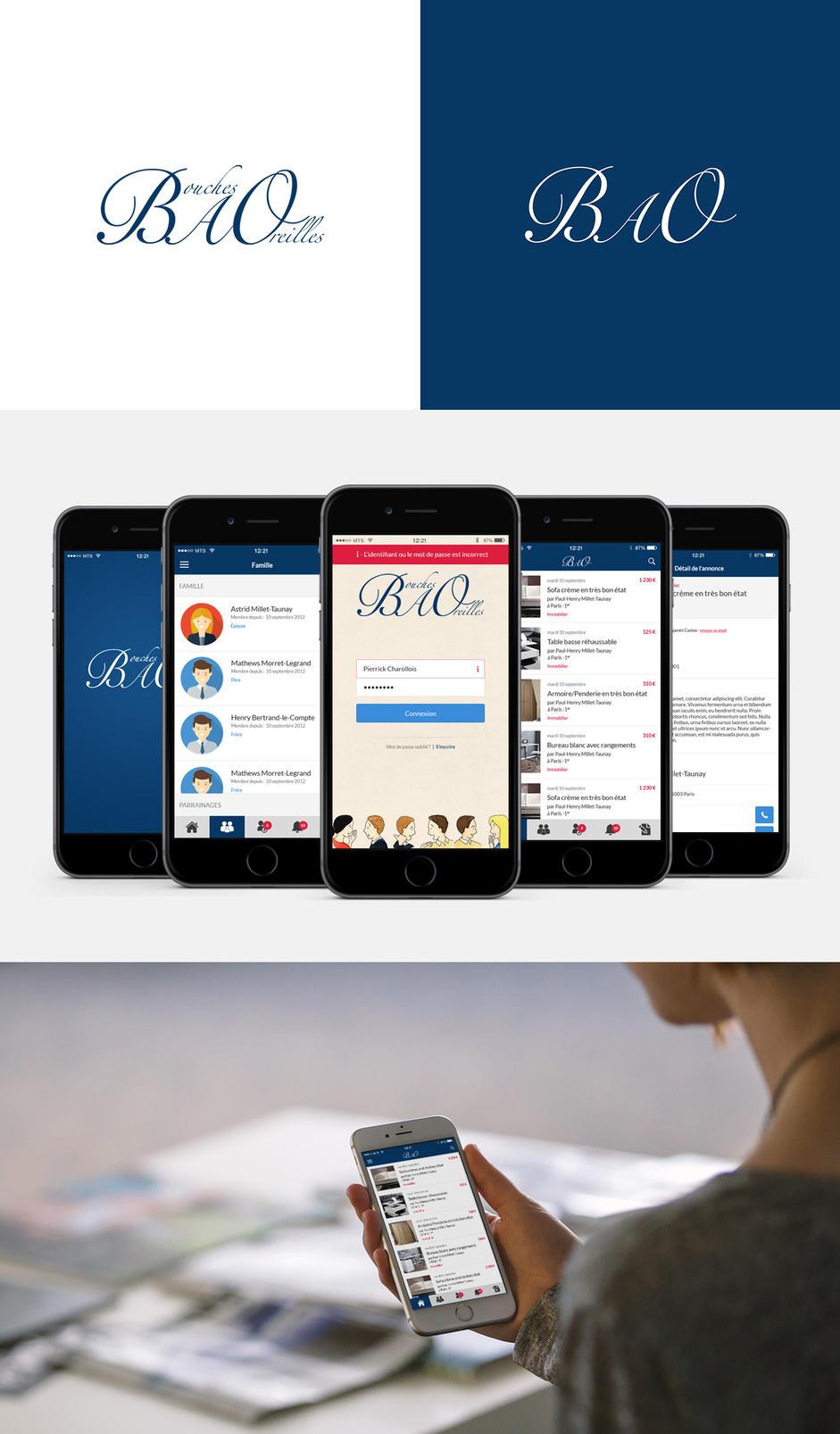 BAO - App
